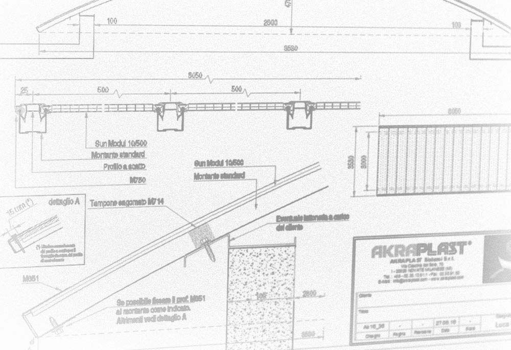 Akraplast Sistemi Lastre Pannelli E Sistemi In Policarbonato